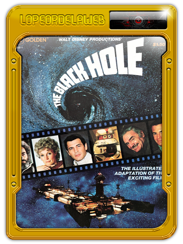 The Black Hole (El Abismo Negro) (1979) 720p Dual Mega