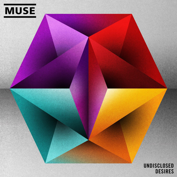 Muse - Undisclosed Desires - EP Cover