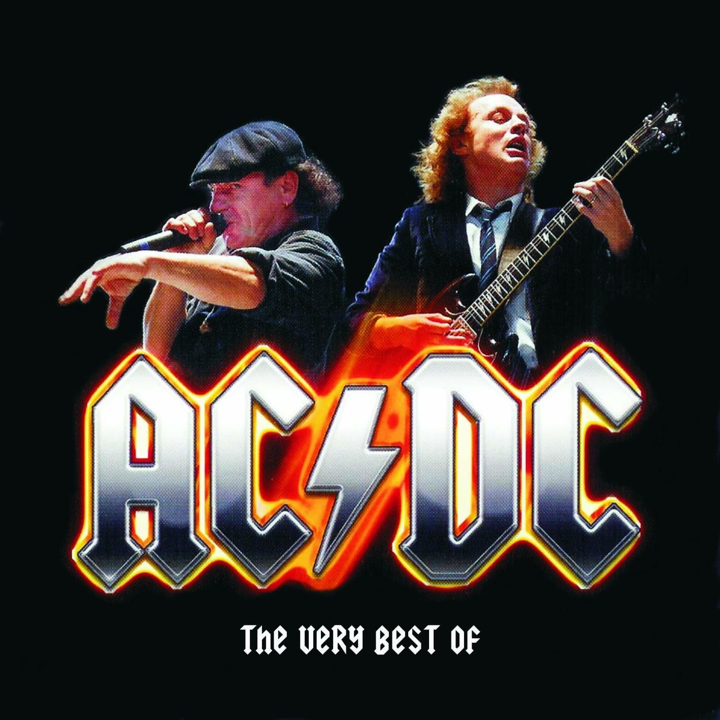 AC/DC - Greatest Hell's Hits (CD, Compilation, Unofficial ...