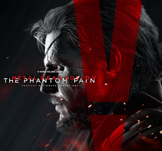 Game paling populer 2015 Metal Gear Solid V : The Phantom Pain