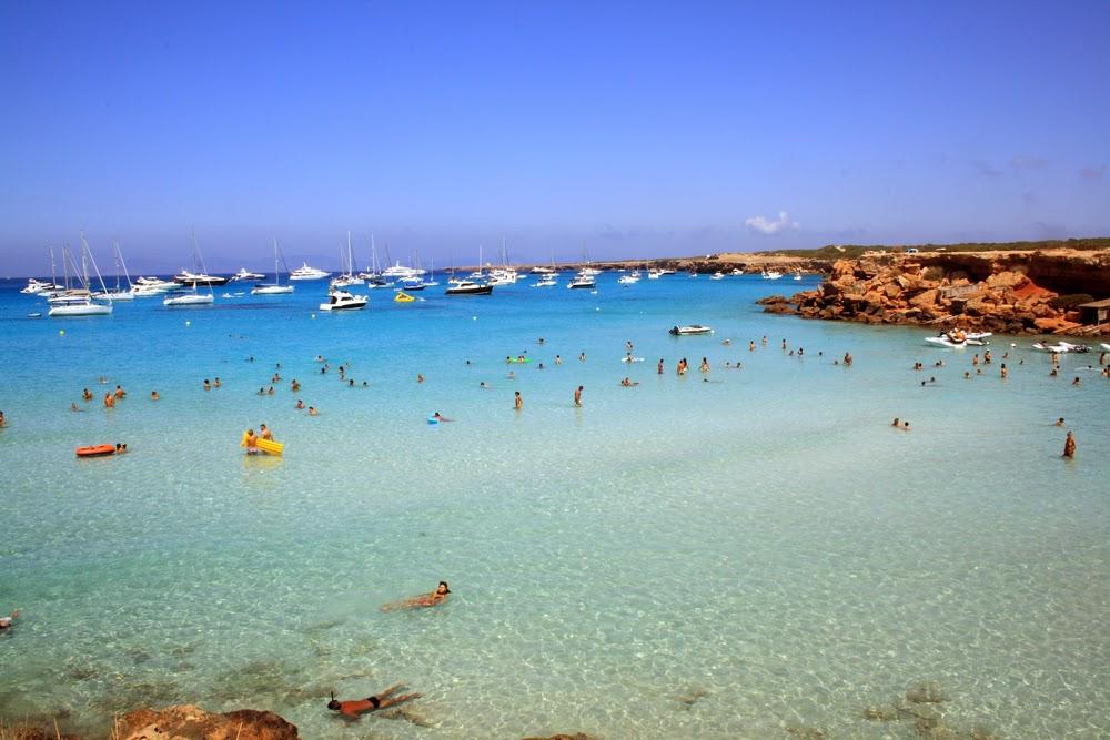 Las playas de Formentera, un paraiso
