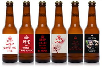 Keep Calm Beer Bottle Labels@northmanspartyvamps.com