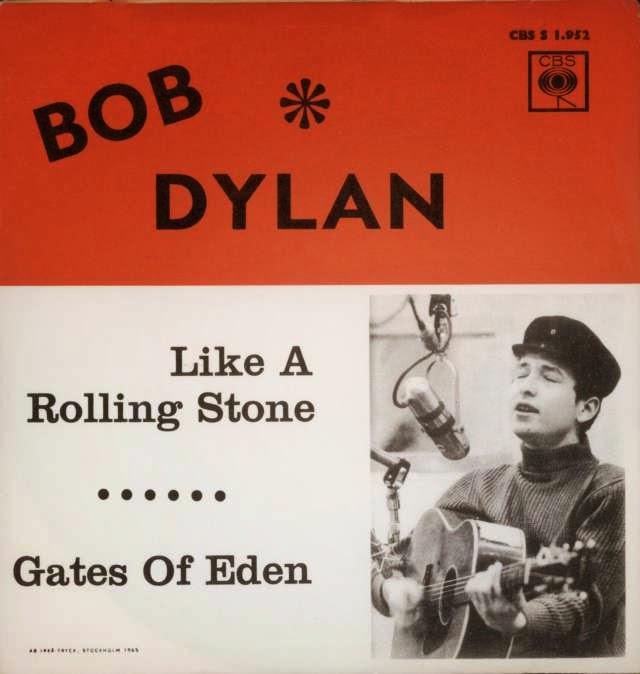 "Las mejores 500 canciones según NME:: #49. Bob Dylan – ""Like A Rolling Stone"""