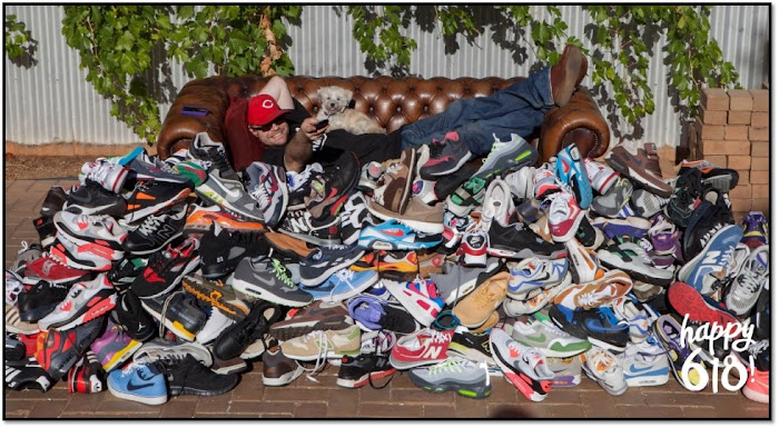 The Sneaker Head Project Happy 618 Drew Chilsholm Alex Kwong Photography