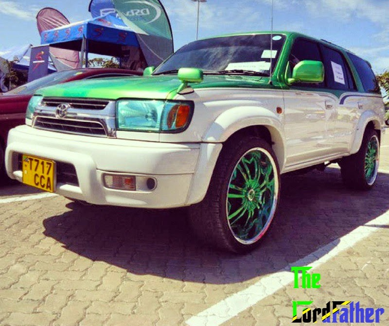 Drive Like A Pro: See 10 pimped cars in Tanzania!