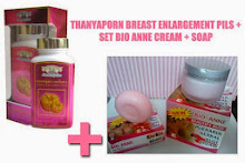 COMBO: THANYPORN + SET BIO ANNE CREAM + SOAP