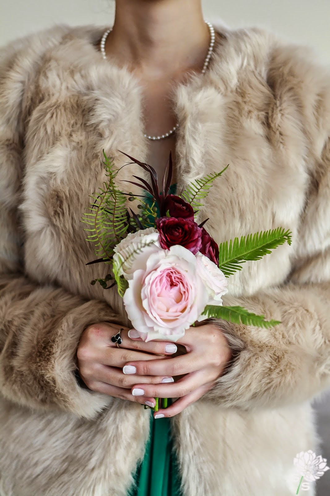 The Roundhouse Wedding - Beacon, NY - Hudson Valley Wedding - Maid of Honor Bouquet - Wedding Flowers - Splendid Stems Floral Designs