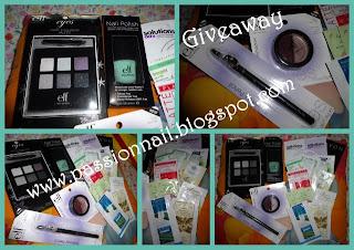 1° giveaway 200 followers di passion nail & make up