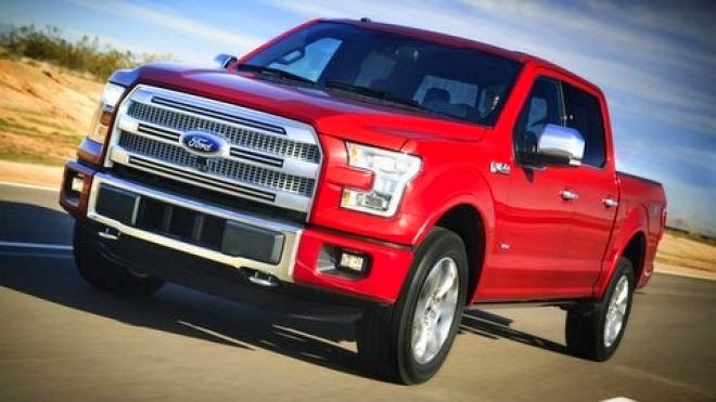 New 2015 Ford F-150 BoxLink Tailgate Features