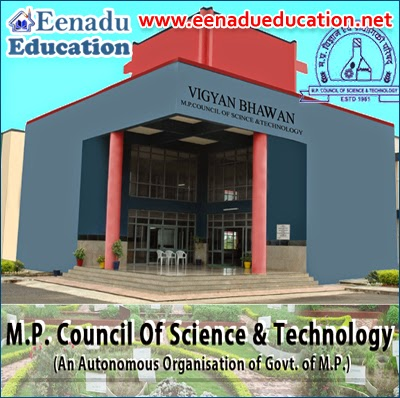 Job posts in MP Council for Science and Technology