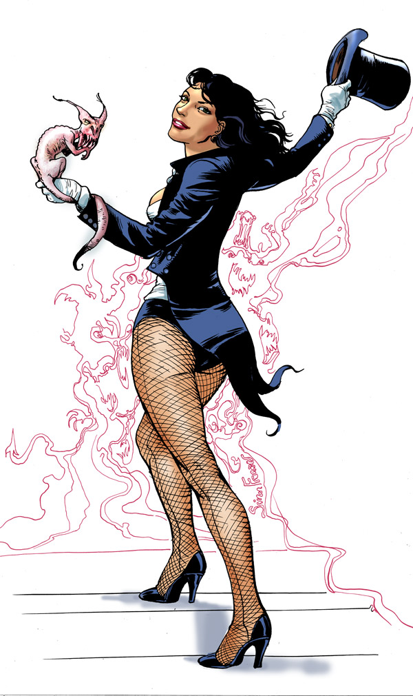 I guess we'll have to have a'Black Canary' day to make up for this