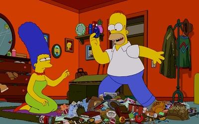 Los Simpsons 24x04: ¿Donde estas abuelo? - Español Latino - Online