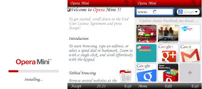 Opera Mini 5.1.24009 Eksklusif by Mr.dzebb