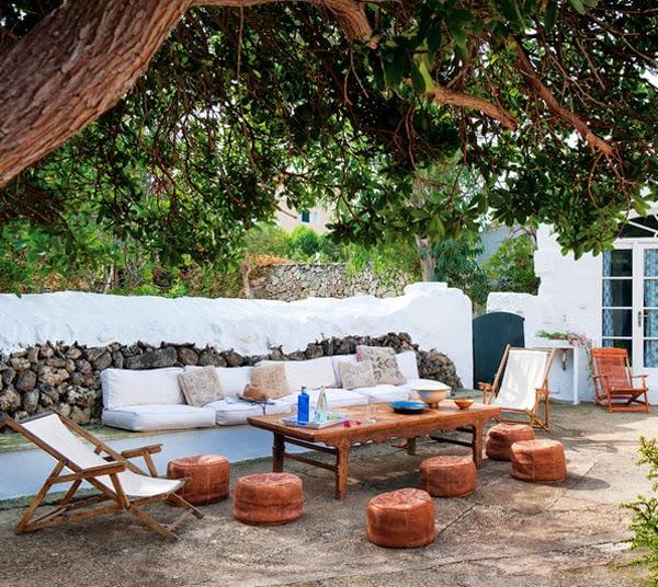 Dar am na inspiraci n marroqu en menorca - Casas marroquies ...