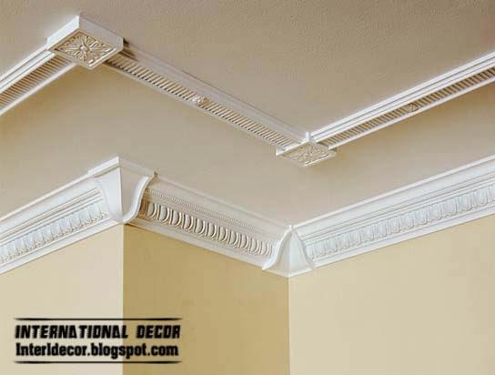 Interior Design 2014 Plaster Cornice Top Ceiling