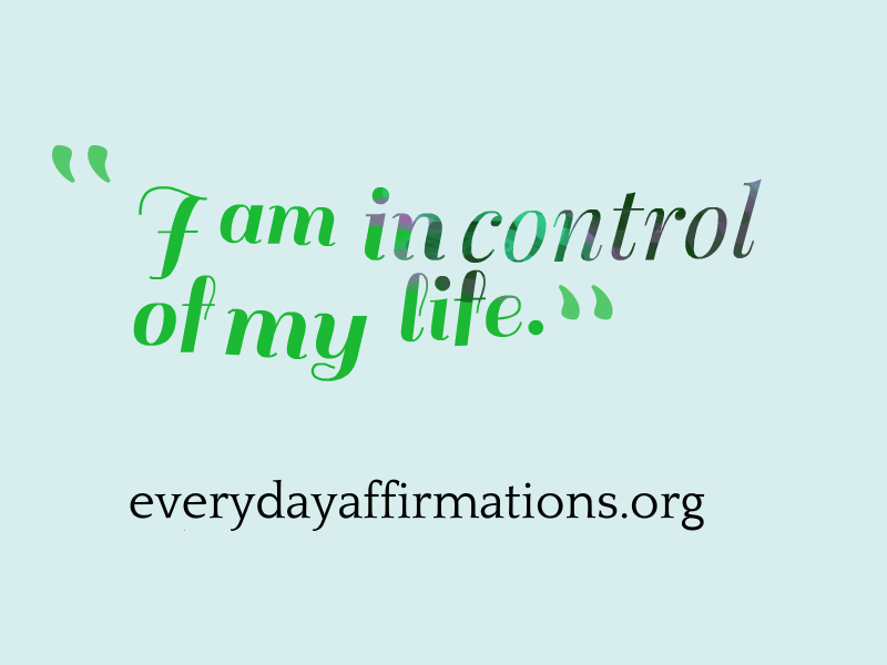 Affirmations for a Good Life9