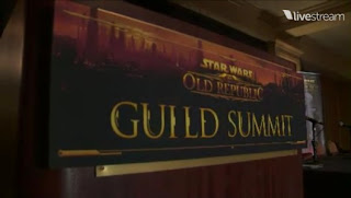SWTOR Patch 1.2 and Guild Summit