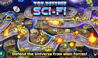 Toy Defense 4 Sci-Fi Strategy v1.9.0 APK+OBB