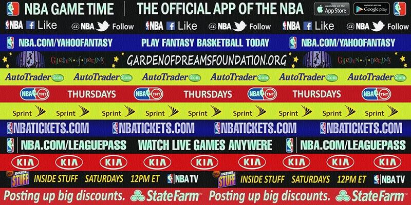 NBA 2K14 Sideline Sponsors (Atlantic Division) - NBA2K.ORG