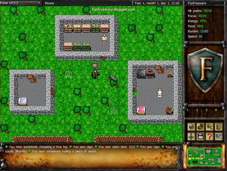 Fame RPG Image 1