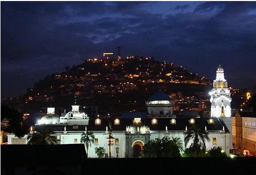 Centro Historico de Quito la Ronda la Ronda Centro Histórico de