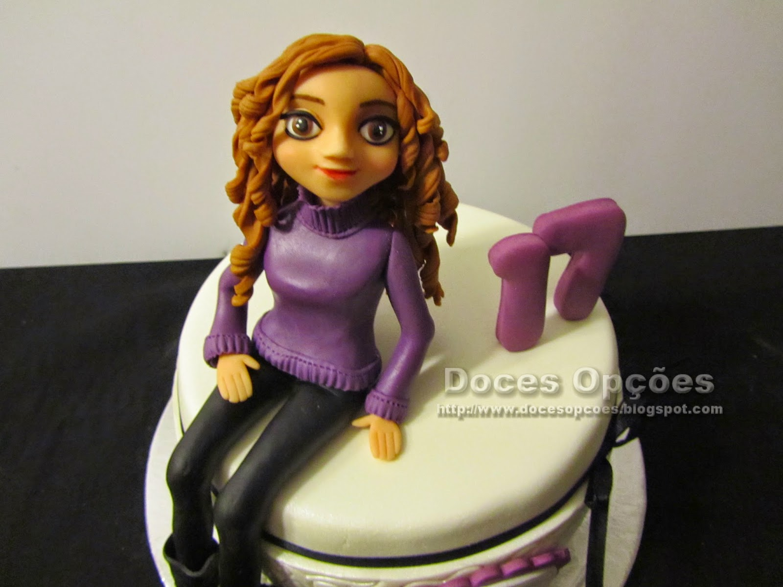 bolos festas meninas  bragança