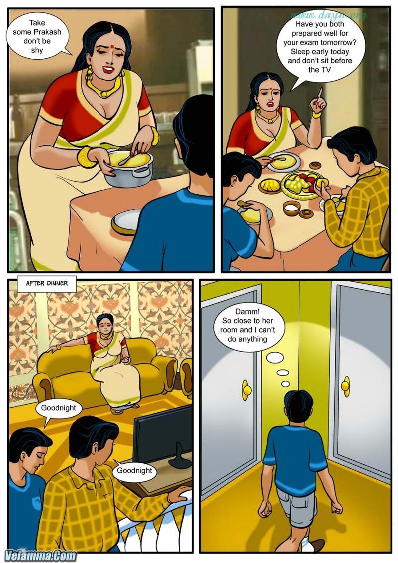 velamma   the beginning 1 adult cartoon
