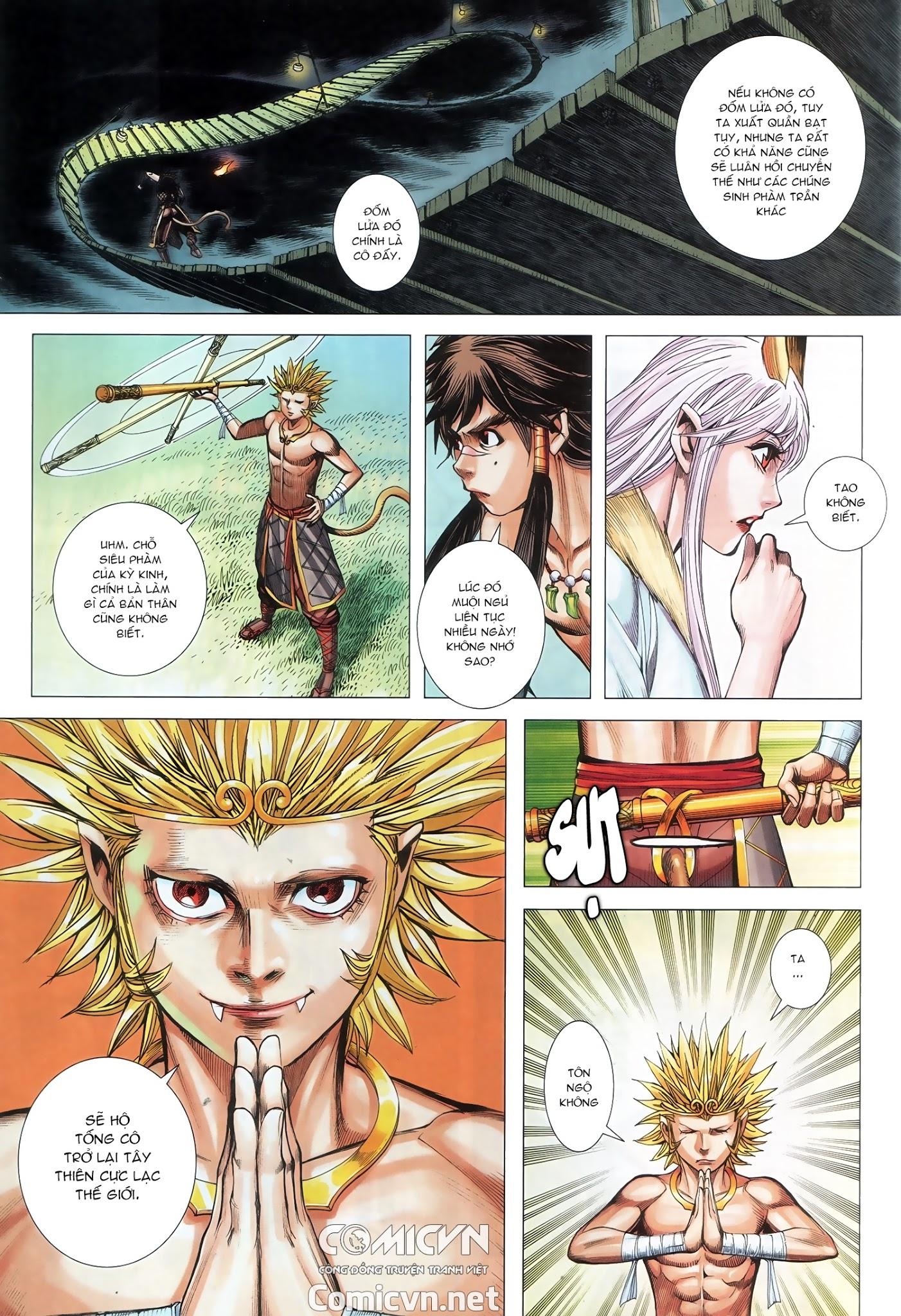 Tây Du chap 104 Trang 23 - Mangak.info
