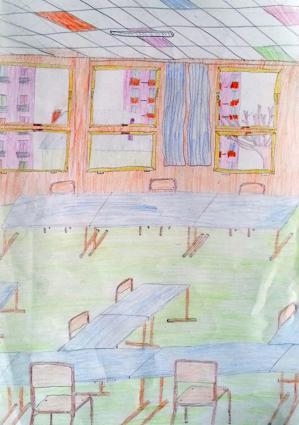 55 minutes d 39 arts plastiques 5 int rieur ext rieur for Exterieur interieur
