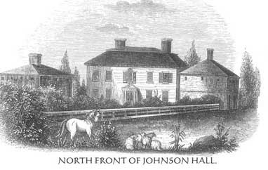 Johnson Hall Opens for 2012 Season