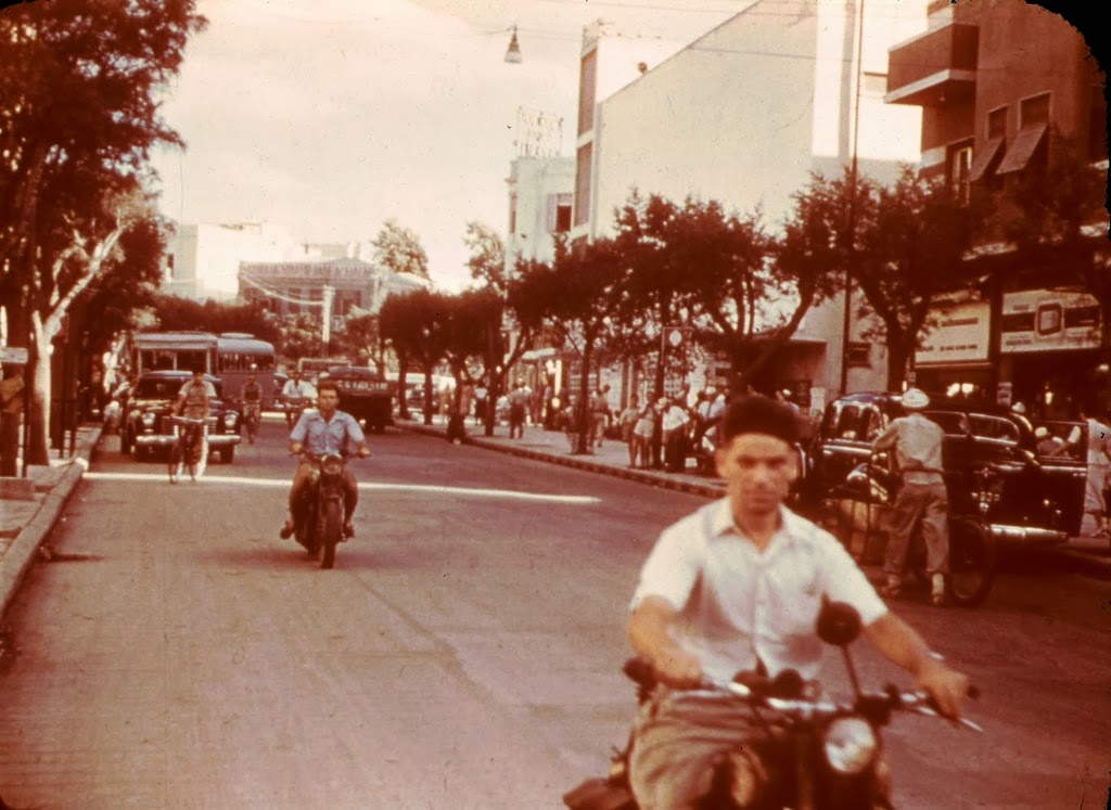 Tel Aviv In 1950 Vintage Everyday