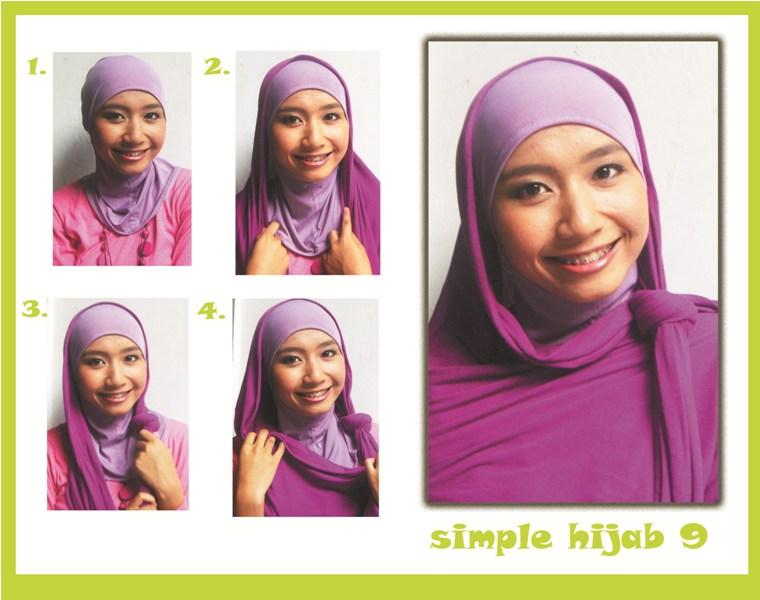 Simple Hijab 6