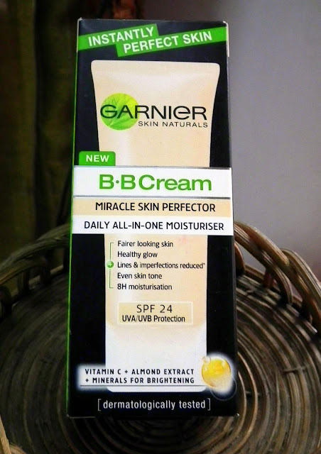 Garnier BB Cream Miracle Skin Protector with SPF 24