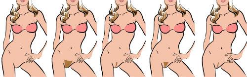 depilar el bikini
