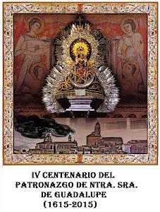 IV CENTENARIO DEL PATRONAZGO