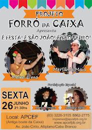 FORRÓ DA CAIXA