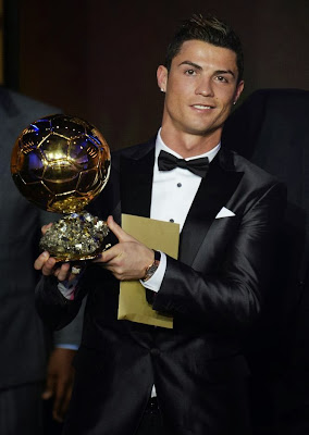 FIFA France Football Golden Ball winner 2013