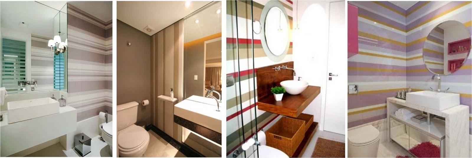 decoracao lavabo papel de parede : decoracao lavabo papel de parede: de interiores e tendências 2012. dicas de: Lavabos: papel de parede
