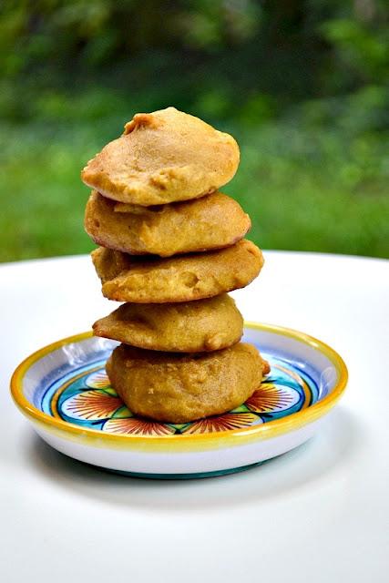 42 calorie pumpkin cookies #verylowcaloriecookies
