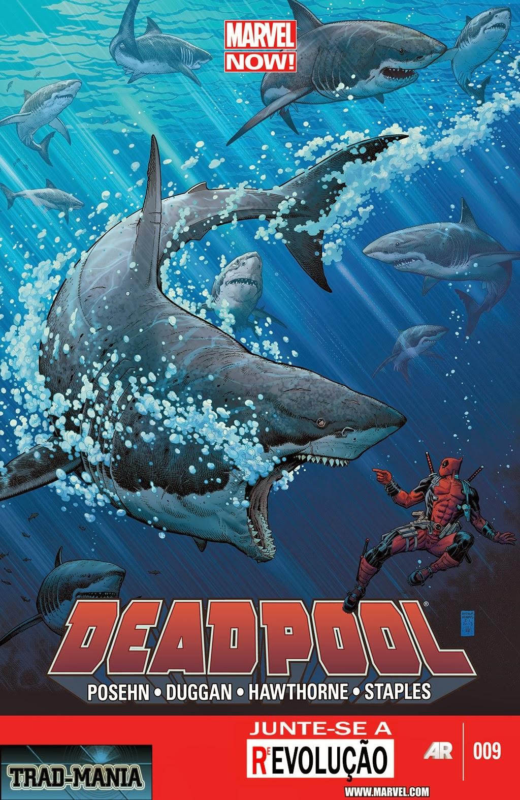 Nova Marvel! Deadpool v5 #9