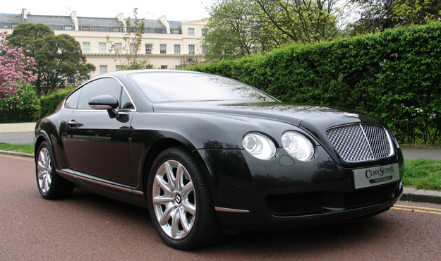 Bentley Continental Gt Used Cars For Sale