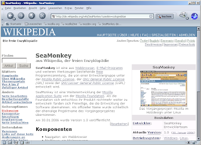 Free Download Browser Seamonkey 2.19 | Download Gratis Area