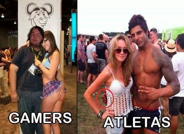 Por eso busco ser el mejor Gamer