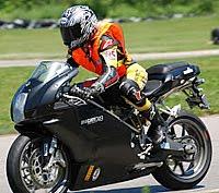 My Ducati 749 Dark