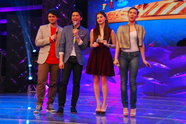 "Madlang people' take limelight in ""It's Showtime!"""