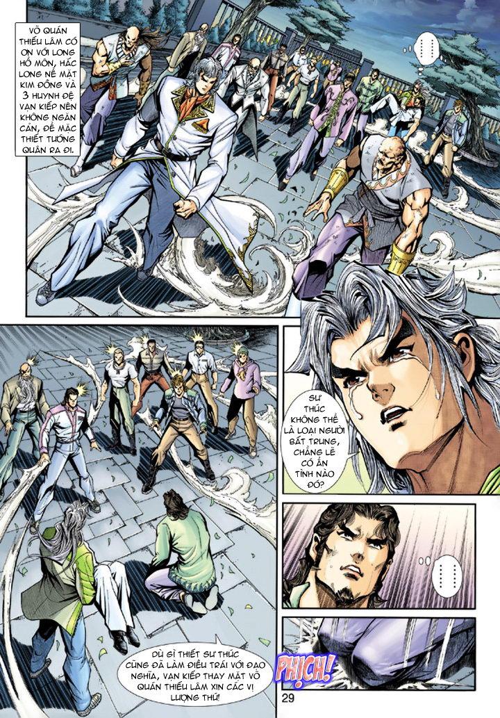 Tân Tác Long Hổ Môn chap 193 - Trang 29