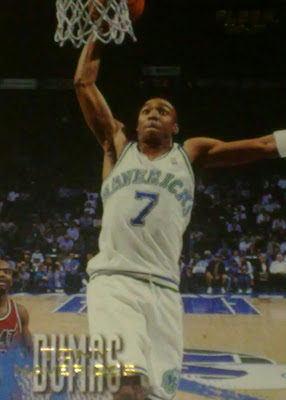 tony dumas,dallas,Nba,Nba card,mavericks
