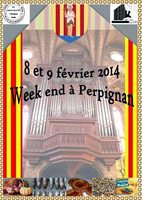 W end à Perpignan