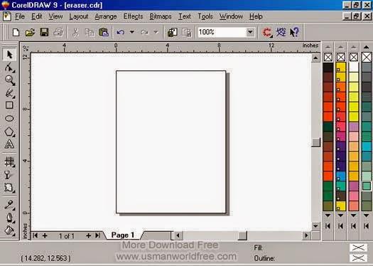 Corel Draw 9 Full Version Free Download Usman World Free
