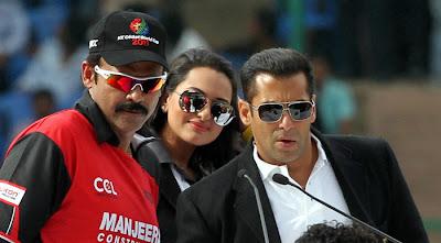 Salman, Sonakshi